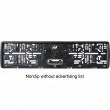 Norclip without advertising list